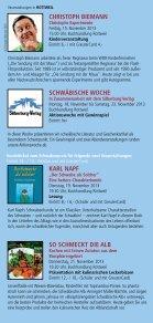 BERNHARD BUEB - Buch Greuter - Seite 5