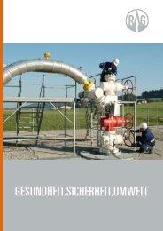 Broschüre Gesundheit.Sicherheit.Umwelt - RAG