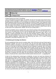 Autor: Wolfgang Jugel Thema: Die Pädagogik Gottes In ... - Kahal.De