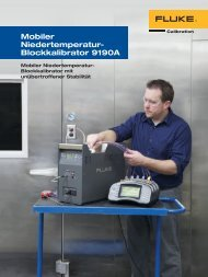 Mobiler Niedertemperatur- Blockkalibrator 9190A - CiK Solutions