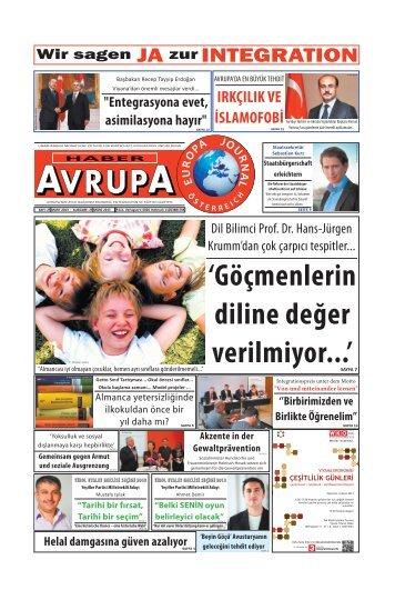 VVRRRUUUPP - Europa Journal - Haber Avrupa