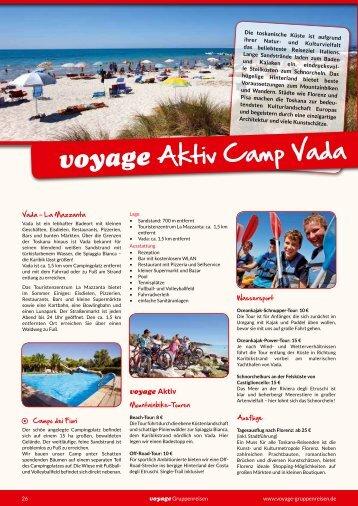Italien - Voyage-Gruppenreisen