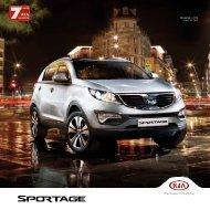 Modelljahr 2013 Stand: Mai 2012 GARANTIE - Kia Motors