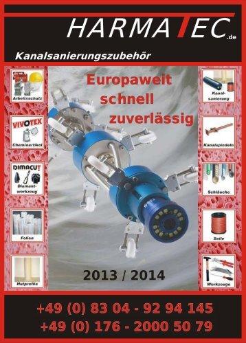 finden Sie unseren aktuellen Katalog als PDF zum ... - Harmatec