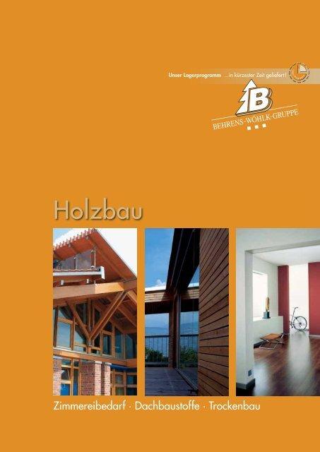 Lagerprogramm & Preisinformationen - Behrens-Wöhlk-Gruppe