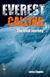 1624 EVEREST CALLING _FINAL.indd - The Collins Press