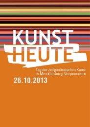 Kunst Heute-Tag der zeitgenössischen Kunst in ... - phodiom