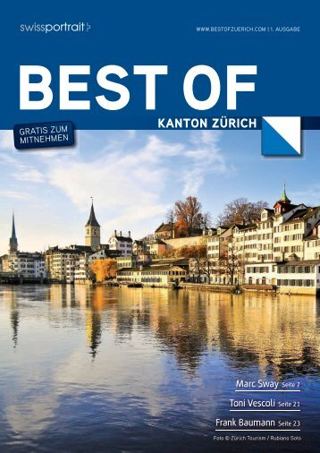 KANTON ZÜRICH - Home > best of, Swissportrait