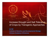 Professor Qi XIE - Australian Academy of Technological Sciences ...
