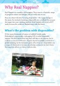 Real nappies leaflet, (pdf format, 2MB) - Oxfordshire County Council - Page 2