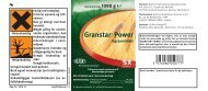 Granstar® Power - DuPont