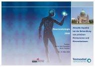 Neuroonkologie 2008 Aktuelle Aspekte bei der Behandlung von ...