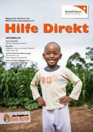 Hilfe Direkt - World Vision