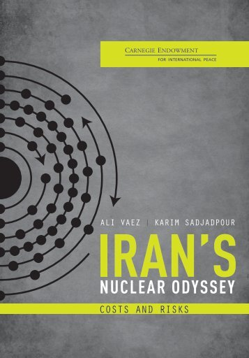 Iran's Nuclear Odyssey - Federation of American Scientists