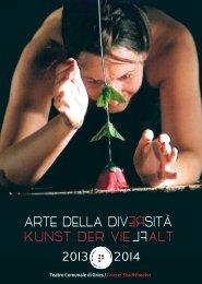 Arte della diversità 2013-2014 - Lebenshilfe