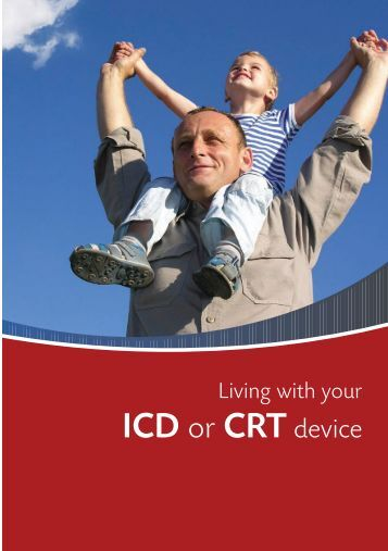 living with your icd or crt device - Croí