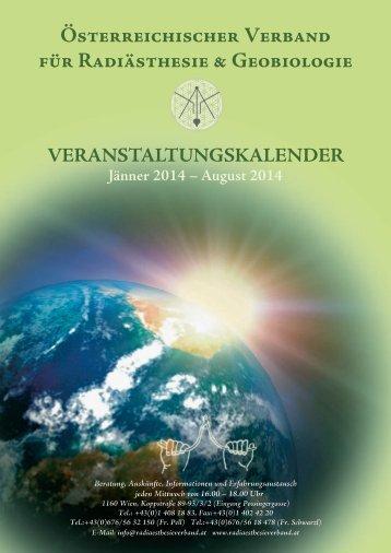 Österreichischer Verband für Radiästhesie & Geobiologie