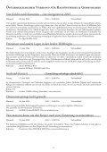 Österreichischer Verband für Radiästhesie & Geobiologie - Seite 6