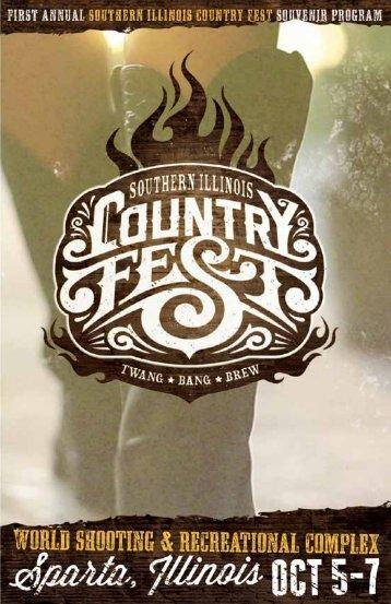 SPARTA, ILLINOIS - Southern Illinois Country Fest