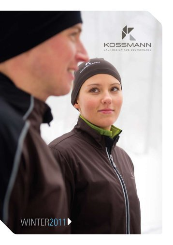 Kossmann Katalog Winter 2011 - sport brang
