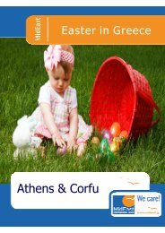Athens & Corfu