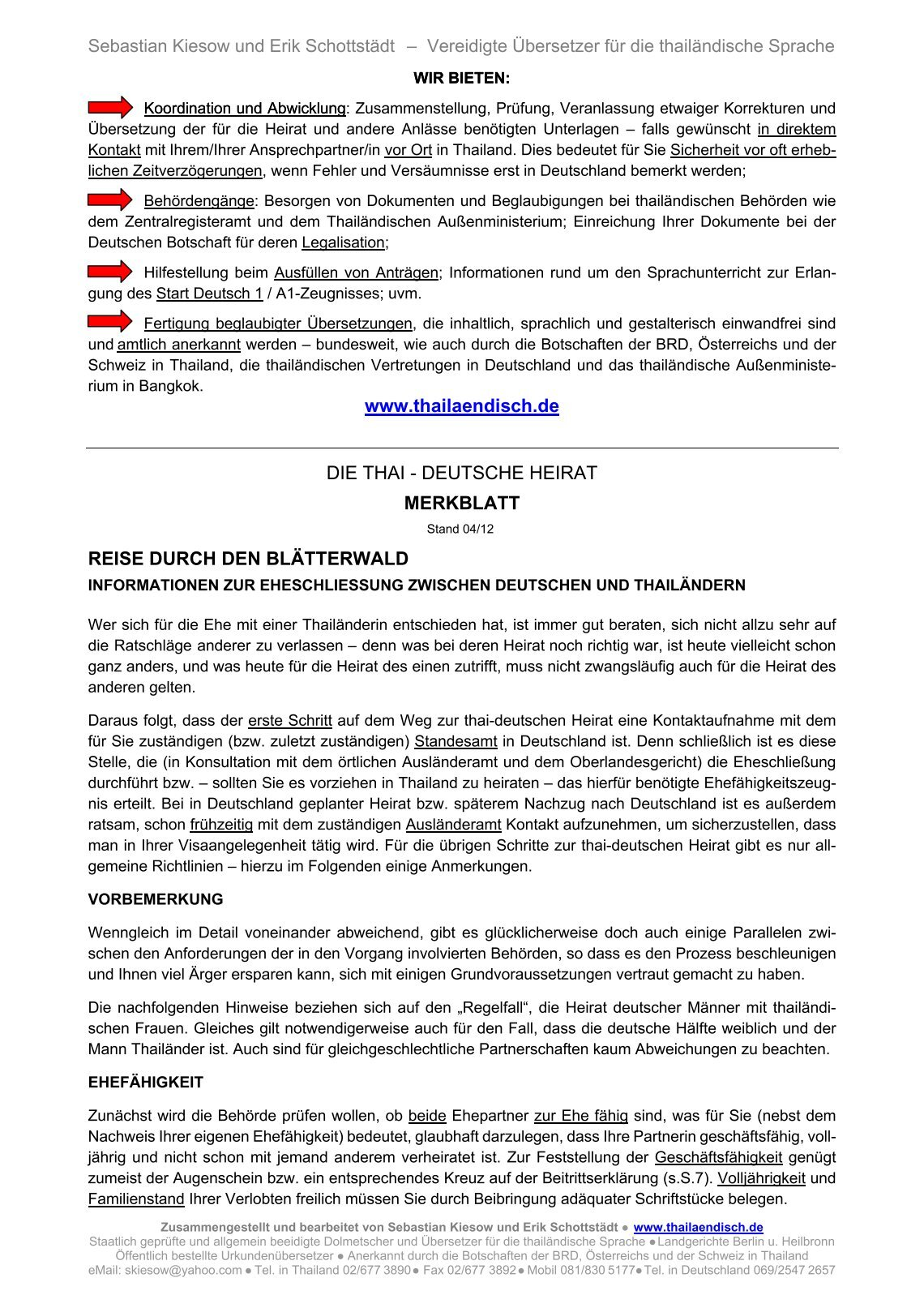 confirm. single party aschaffenburg 2013 information not