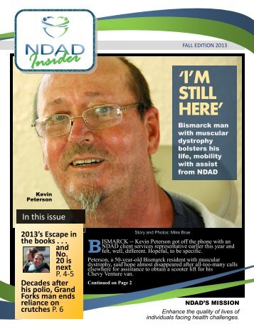 Insider - ND Association for the Disabled