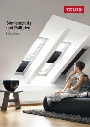 Sonnenschutz-katalog - Velux