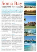 Soma Bay - Rotes Meer La Résidence des Cascades - Birs Golf AG - Seite 6
