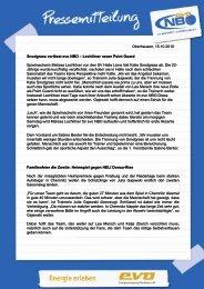 Snodgrass verlässt evo NBO – Lechlitner neuer Point Guard