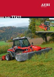 Aebi TT211 - Bruno Oetiker GmbH