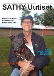 Ainutlaatuinen haastattelu: Ritch McLean Koiran ... - SATHY ry.