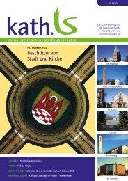 Beschützer von Stadt und Kirche - Pastoralverbund Iserlohn-Mitte