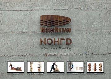 Die Sportgeräte-Manufaktur - Woodlife
