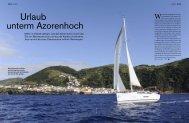 unterm azorenhoch Urlaub - sailazores.pt