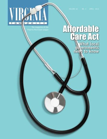 Affordable Care Act - the Virginia Municipal League