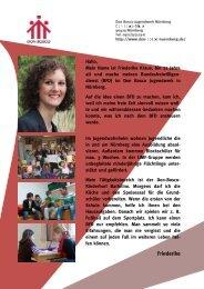 Friederike - Don Bosco Mission
