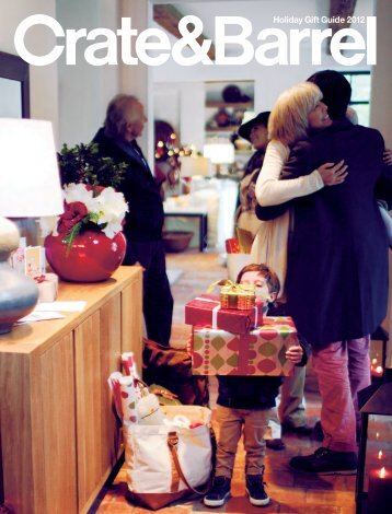 Holiday Gift Guide 2012 - Crate & Barrel