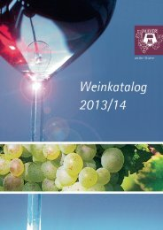 PDF ( WeinMayer Katalog 2013/2014 - Grösse 45,1 MB)