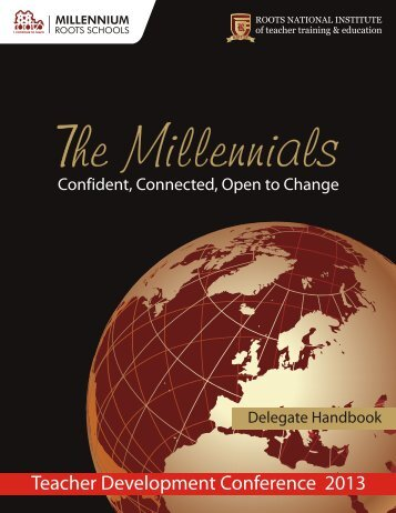Delegate Handbook - Roots Millennium Schools