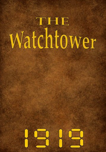 Untitled - Watchtower Archive
