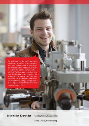 Praxisstudiengänge - IHK-Akademie in Ostbayern GmbH