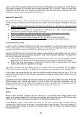 Trial Use of Bus Lanes on the A259 South Coast Road by ... - Page 4