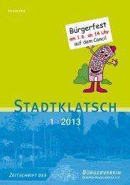 Heft 1 2013