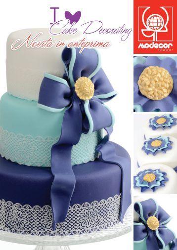 Associazione Italiana Cake Design : 5 free Magazines from MODECOR.IT