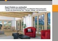 Dokumentation herunterladen - Jungfrau Immobilien GmbH