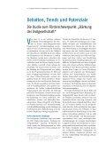 Zivilgesellschaft – Ein starkes Stück Demokratie - Ziviler ... - Page 6