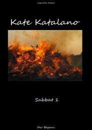 Kate Katalano - Sabbat 1