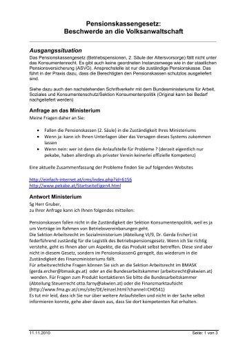 Berühmt Bundesgericht Beschwerde Vorlage Zeitgenössisch - Beispiel ...