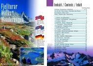 Last ned fjellturguiden for Sogndal & Luster - Sognefjord
